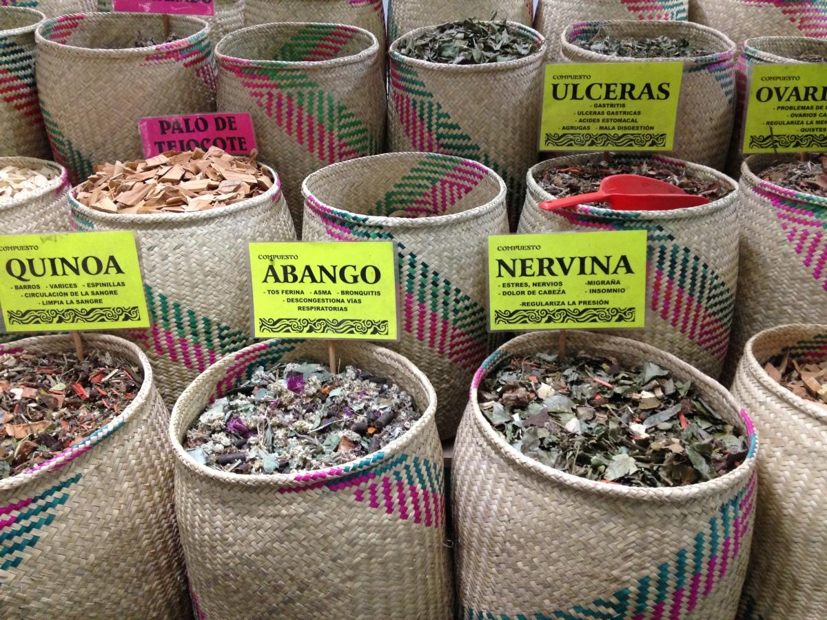 Oaxaca, spices