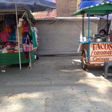 tacos, Oaxaca, Mexico